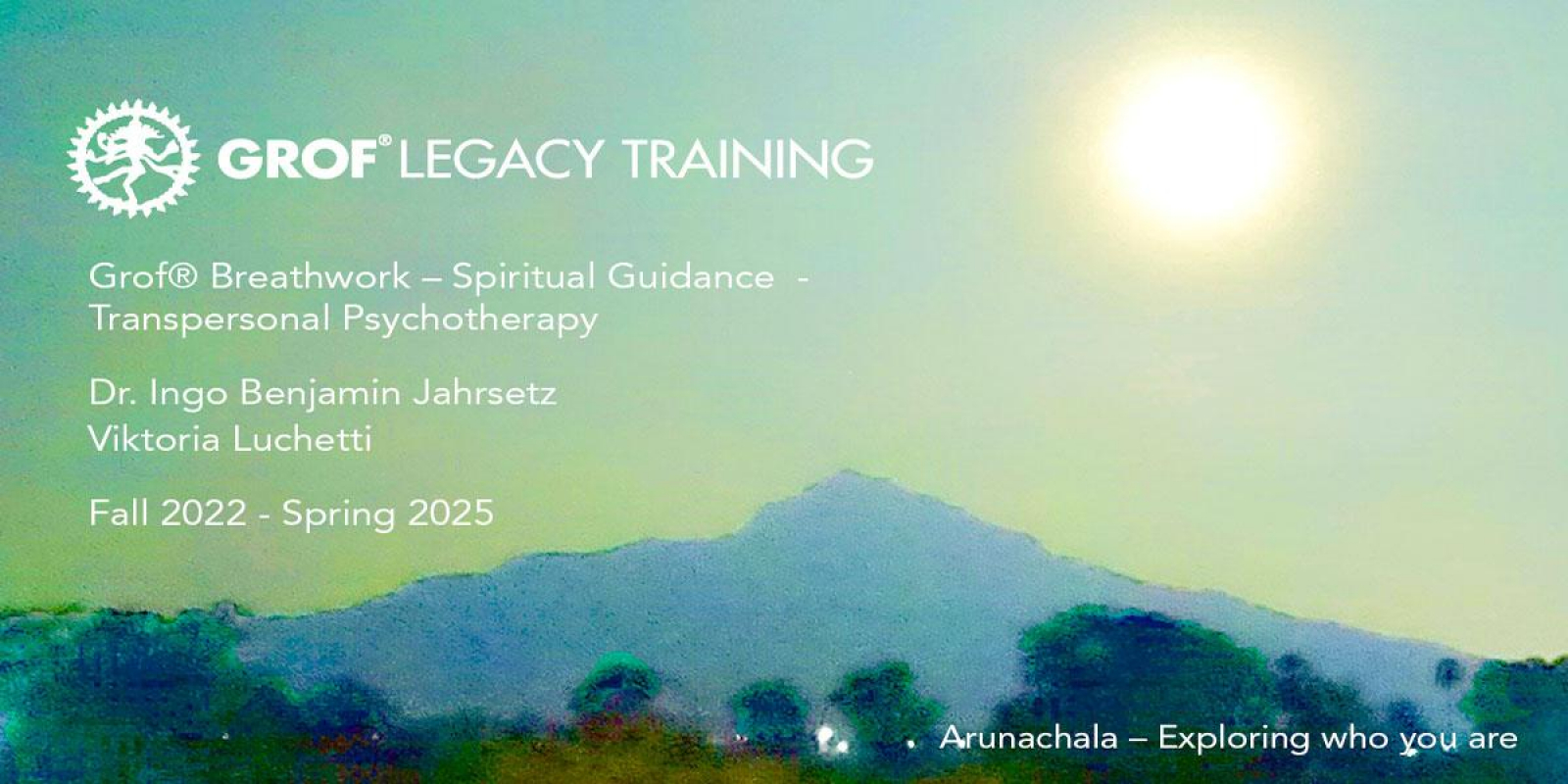 Grof Legacy Training